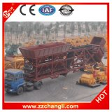 The Famous Brand Changli Mobile Concrete Mixing Plant (YHZS35)