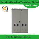 Custom Sheet Metal Enclosure with Stamping, Bending, Welding, Punching