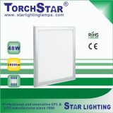 Ce RoHS Ceertificated Long Lifetime 48W 600X600 LED Panel Light