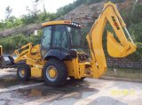 Backhoe Wheel Loader (HQM388) with CE, ISO Certificate