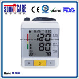 Medical Digital Wrist Wearable Blood Pressure Monitor (BP 60BH) with ABS Case