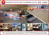 Plastic Machinery-PVC Skinning Foam Board Extrusion Line