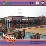 2 Storey Luxury Container House for Modular Building Housing