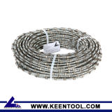 Spring Diamond Wire for Marble Quarrying