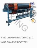 H-Type Primary Conveyor Belt Alloy Belt Sweeper
