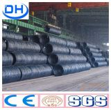 SAE1008 Low Carbon Steel Wire Rod in Tangshan, China