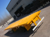 Hot Selling Tri-Axles High Strength Bed Uesd for Transpoort Container