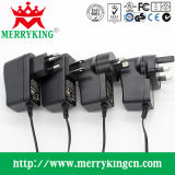 12V1a Power Supply, 12W AC/DC Switching Power Supply, Wall Mount Power Adapter with UL CE PSE SAA Cert