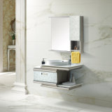 High Quaity Stainless Steel Bathroom Cabinet (T-9485)