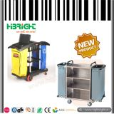Housekeeping Cleaning Trolley for Hotel Hospital