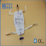 Ce/ISO Approved Disposable Urine Leg Bag/Portable Urine Bag