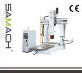 5 Axis CNC Router Center, RF-5A Automatic Move Arm Machine. Woodwork CNC Router