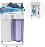 5 Stage Reverse Osmosis Water Filter System with Gauge