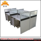 New Style Office Furniture with Partition Screen Workstation
