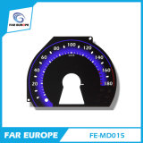 Fe-MD015 Screen Printing PC Car Dashboard Faceplate Dial of Speedometer Dials Suppliers and Manufacturers