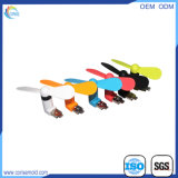 Portable Power Bank and Mobile Phone Supported Mini USB Fan