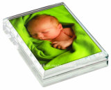 "2.5"" X 3.5"" Acrylic Photo Paperweight"