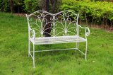 Useful Iron Park Bench for Outdoor and Indoor