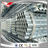 Tianjin Youfa Hot Dipped Galvanized Steel Pipe/ ERW Galvanized Steel Pipe/ Galvanized Round Pipe/Gi Pipe for Greenhouse/Fence Post/Construction/ Water Supply