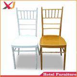 Hot Sale Steel Wedding Event Banquet Tiffany Chiavari Chair for Hotel Restaurant