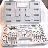 40 PCS HSS Hand Tool Taps and Die Set