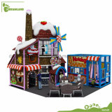 Multi-Function Mcdonalds Kids Interested Indoor Playground Equipment