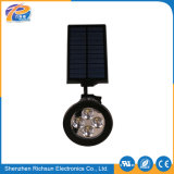 1.5W/5.5V Lithium Battery Outdoor LED Solar Spot Light