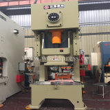 160 Ton Pneumatic Clutch Type Blank Cutting Hole Punch Power Press Equipment Manufacturer