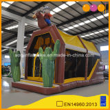 Cheap Customized Cowboy Inflatable Shooter Game Inflatable Shooting Sport (AQ07170-1)