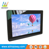 Tempered Glass Advertising Player 10 Inch Digital Photo Frame Motion Sensor (MW-1025DPF)