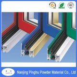 Architecture Industry Weather Resistant Polyester Powder Coating for Aluminium Profile