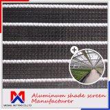 Thickness 1.3mm Flame Retardant Aluminum Shade Cloth