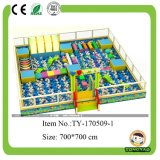 Large Indoor Play Structure with Candy Theme (TY-170509-1)