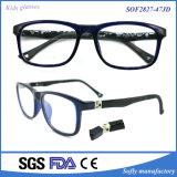 Tr90 Anti Radiation Computer Eyeglasses Optical Frame for Boy′s