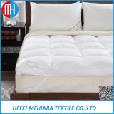 100% Cotton Goose/Duck Down Feathers Mattress Topper/ Protector for Home Textile
