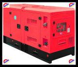 100kw/125kVA Silent Diesel Generator Powered by Cummins Engine
