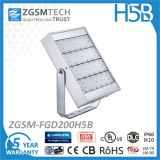200W LED Flood Light with Philips Lumileds 3030 Chips