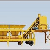 Yhzs50 (50m3/h) Mobile Cement Producing Line
