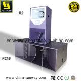 F218 Mk2 Dual 18 Inch PRO Active Stage Speaker Subwoofer
