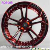 Aluminum Car Alloy Wheel Passenger Rims