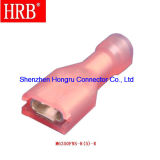 4.8 Tab Female Wire Electrical Terminals