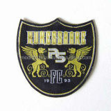 Embroidery Badges for Garment, Toy, Footwear Embroidery Tag