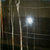Polished Natural Black Marble Slab African Gold Marble Floors/Countertops/Wall Tiles