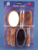Comb Set/Mirror Comb Set/Hair Brush (51967)