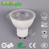 China 5W AC100/230V GU10 SMD LED Spotlights