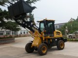 Haiqin Brand Articulated 1.5ton Compact Loader (HQ915) with Ce