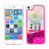 Liquid Sand LED Flash Light Case for iPhone 6