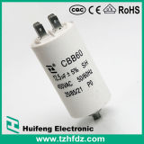(CBB60) 250VAC 90UF Motor Run Capacitor with Pins