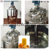 Orange Juice Blender Mixing Jacketed Tank