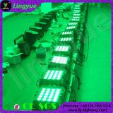 20X12W Super Bright Outdoor RGBW Flat LED PAR